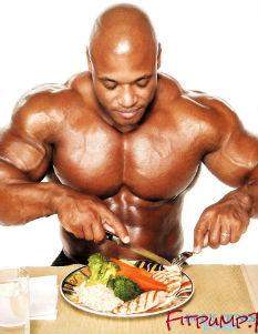 бодибилдинг тренировки питание